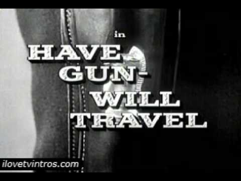 Have Gun Will Travel Intro