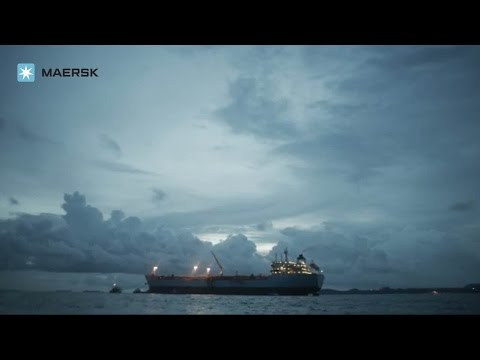 We are Maersk - We move mountains