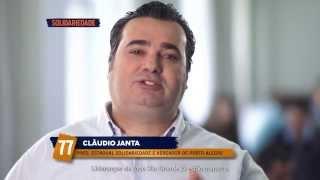 Programa de televisão – Clàudio Janta