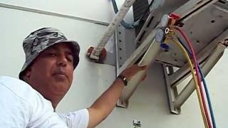 Aire Acondicionado Split Piso Techo 60000 Btu Carga De Gas