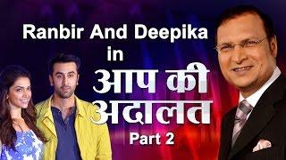 Aap Ki Adalat - Ranbir Kapoor and Deepika Padukone, Part 2 view on youtube.com tube online.