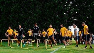 Juve ranks rise in Vinovo - La Juventus (quasi) al completo