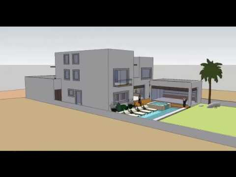 Programa para dise ar una casa en 3d youtube for Disenar casas