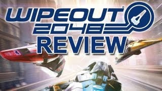 Wipeout 2048 Review (PS Vita)