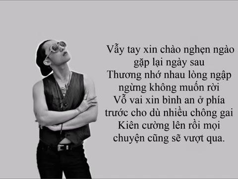 Sơn Tùng MTP - Như Ngày Hôm Qua Lyrics