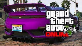 GTA 5 Online: Los Santos Customs DLC Idea Lift Kits
