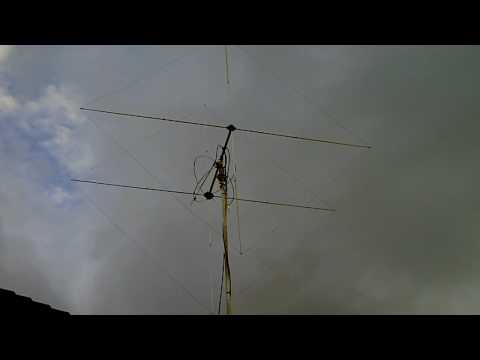 Cubical Quad Antenna
