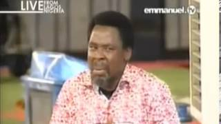 Sunday 27 Oct 13 Prophet TB Joshua Prophecy: Evil Attack