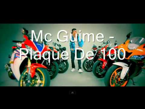 Base Funk (Mc Guime - Plaque De 100)