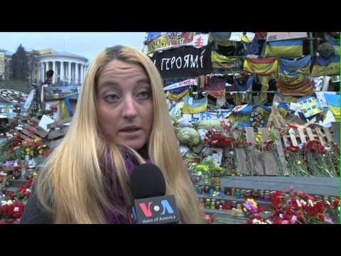 Ukraine Helplessly Watches Russia Annex Crimea