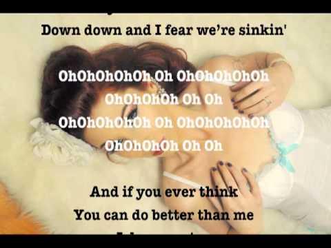 AH, It's A Love Song (Lyrics Video)
