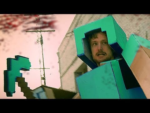 MINECRAFT: The Last Minecart,