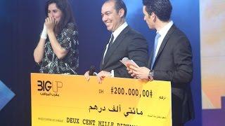 أول ظهور للمغربية إيمان المشاركة في برنامج أراب كوت تالنت |