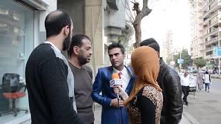 شاهد بالفيديو.. مضاربة بين زملكاوي كايشجع الوداد ومشجع أهلاوي ! |