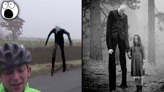 Humanoid Creature Sightings Caught On Tape