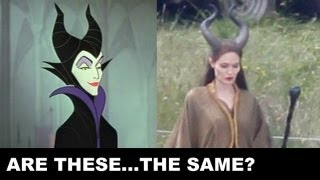 Maleficent Movie 2014 With Angelina Jolie UPDATE: Beyond