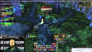 Warlords Of Draenor Solid 13-0 Gladiator Stance WSG