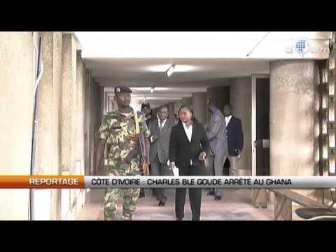 Cote d'Ivoire: Charles Blé Goudé arrêté au Ghana