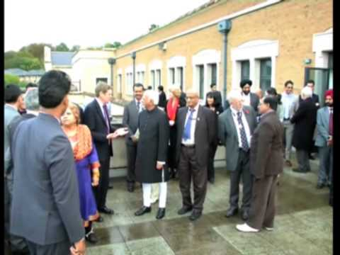 03 Nov 2013 - Indian Vice-President Delivers A Public Lecture at Oxford Centre for Islamic Studies