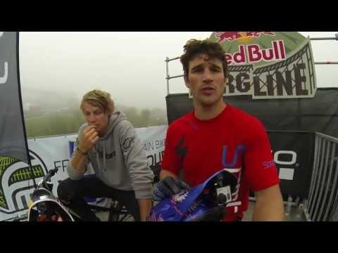 Hình ảnh trong video Red Bull Berg Line GoPro course preview : FMB