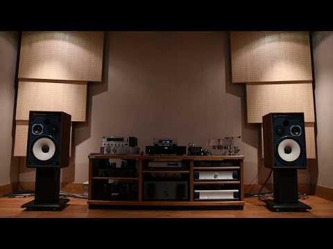 JBL 4312 MKII Sound Test1