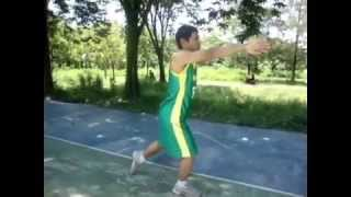 "Video Pembelajaran Teknik Dasar Bola Basket ""CHEST PASS"