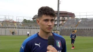 """Europei U17, Bettella: """"Vogliamo andare lontano"""""""