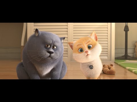 Příběh koček - trailer na animák