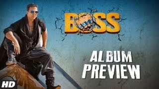 Boss Songs Preview Akshay Kumar Latest Bollywood Movie