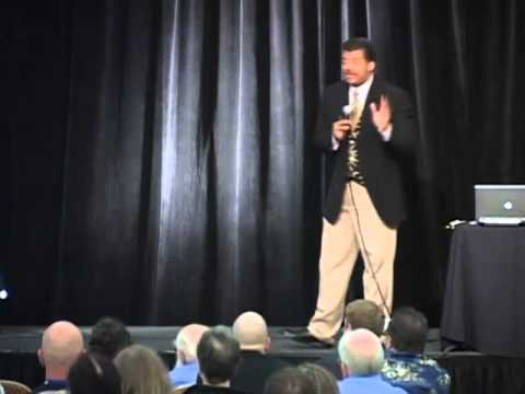 Dr Neil DeGrasse Tyson - The Amazing Meeting 6