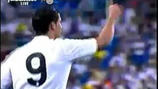 Primer Gol De Cristiano Ronaldo Con El Real Madrid