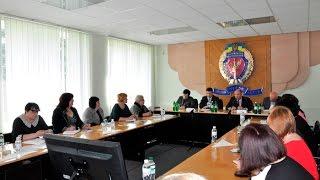 Семінар-нарада на базі Харківського національного університету внутрішніх справ