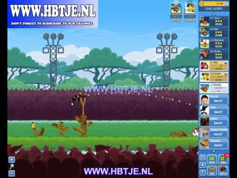 Angry Birds Friends Tournament Level 3 Week 121 (tournament 3) no power-ups
