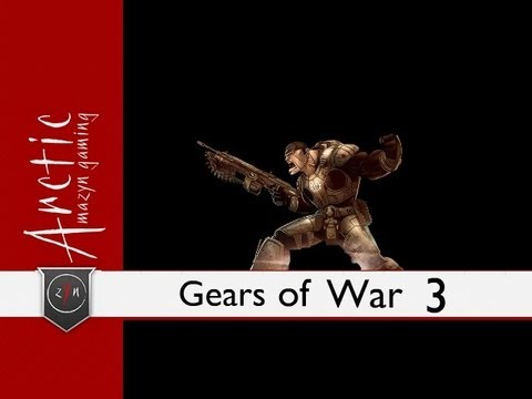 Gears of War 3: Ranked Team Deathmatch Gameplay (arCtiC & Zappa)