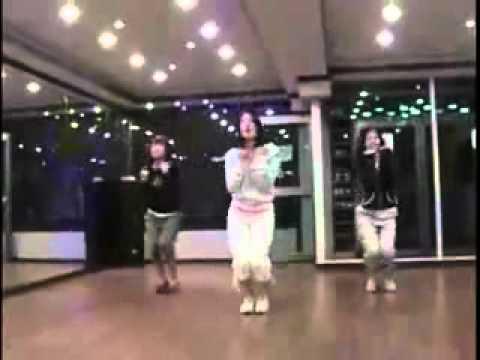 park shin hye dancing