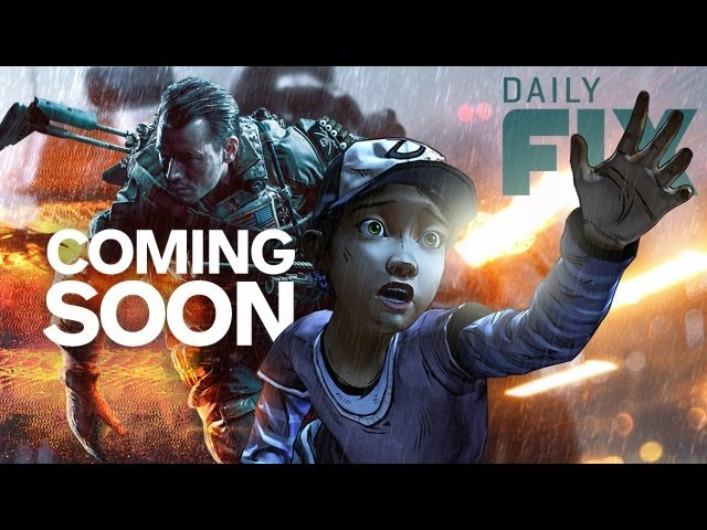 Walking Dead Season 2 & Battlefield 4 DLC Coming & Win Assassin Creed 4! - IGN Daily Fix 10.29.13