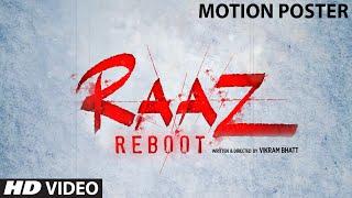 raaz reboot motion poster, raaz reboot, Emraan Hashmi, Kriti Kharbanda