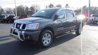 2010 Nissan Titan King Cab Pro-4X, Detailed Walkaround videos