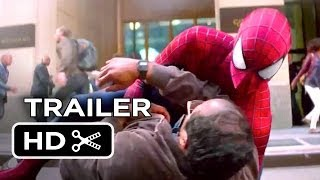 The Amazing Spider-Man 2 Official Enemies Trailer (2014