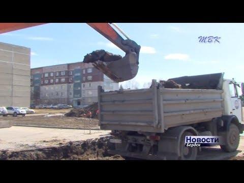 Бердску в одиночку не справиться с авариями на канализации