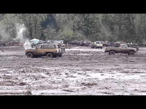 Mudfest 2014 - Sweet Home Oregon