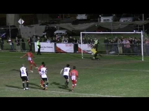 Harry Kewell - First goal for Melbourne Heart FC