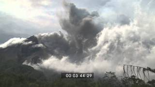 Full Version of Explosive Eruptions at Merapi Volcano, 29th October 2010 - Screener