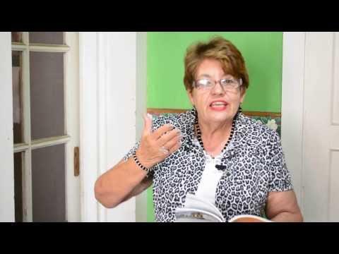 Vida en Él, Sábado 12 Octubre 2013, Pastora Toñita Ramos