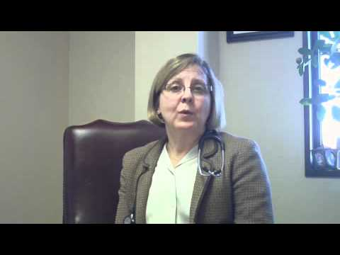 Dr. Marci Eck of the Hutchinson Clinic Obstetrics and Gynecology Department