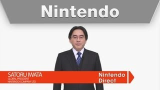 Nintendo Direct 5.17.2013