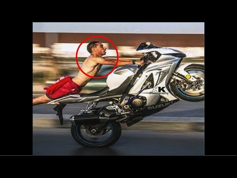 Funny Ultimate Motorcycle FAIL & WIN Compilation - BEST of 2020