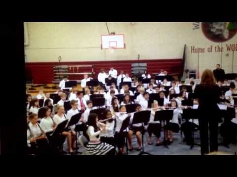 West Valley 6th Grade Band All Instruments