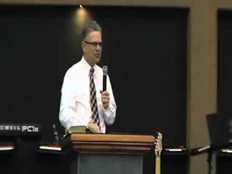 Historia de Gedeon (Predica #1) IMCG Rev. Carlos Sthal