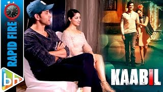 Hrithik Roshan, Yami Gautam About Kaabil